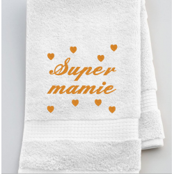 Serviette de toilette Super...