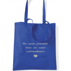 Tot bag pour mamie formidable