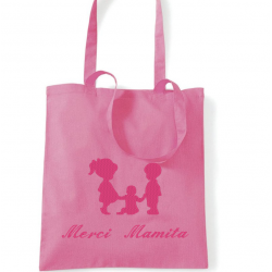 Tot bag Merci Mamita