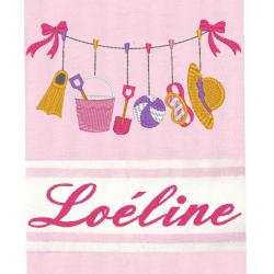 Fouta Loéline