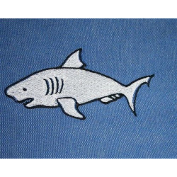 Fouta Requin