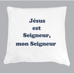 Coussin Jésus