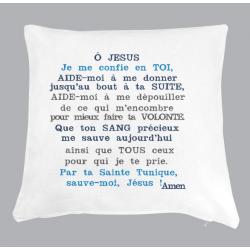 Coussin Ô Jésus