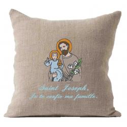 Coussin Broderie de Saint...