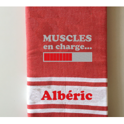 Fouta Muscles en charge