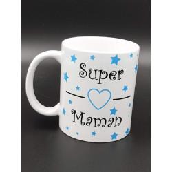 "Tasse ""super maman"""