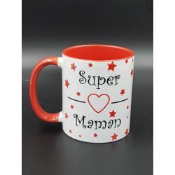 """Tasse """"super maman"""" anse..."""