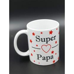 """Tasse """"super papa"""""""