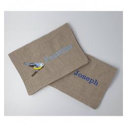 Pochette pour serviette de...