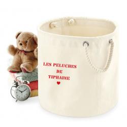 Panier Les peluches de ...