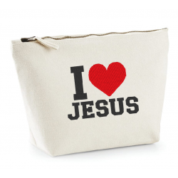 Trousse I love Jésus