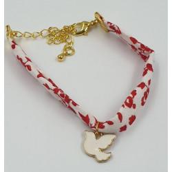 Bracelet cordon avec une...
