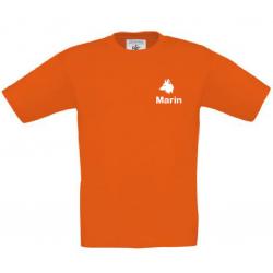 T-shirt de camp