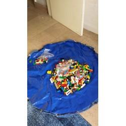 Sac tapis pour jouets