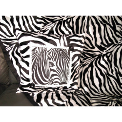 parure zebre