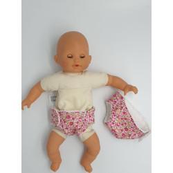 Couche pour poupée