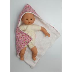 Cape de bain pour poupée