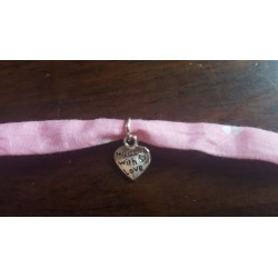 Bracelet en tissus