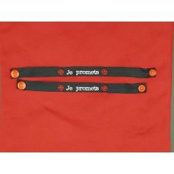 Bracelet Promesse scoute
